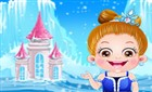 Hazel Bebek Buz Prensesi