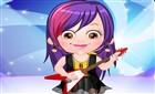 Hazel Bebek Rock Yıldızı