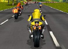 Hızlı Motor Yarışı
