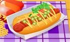 Hotdog Yapımı