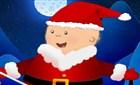 Kayu Noel Baba