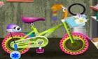 Kız Bisiklet Tasarımı
