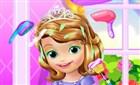 Küçük Prensesin Saç Bakımı