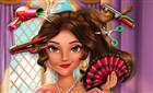 Kumral Prenses Saç Bakımı