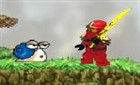 Lego Ninjago Tehlikeli Orman
