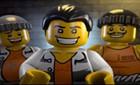 Lego Şehri Hapisaneden Kaçış
