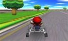 Mario Go Kart Yarışı