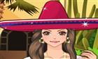 Meksika Güzel Makyaj