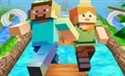Minecraft Sonsuz Koşu