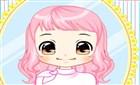 Minik Kızın Yeni Saçları