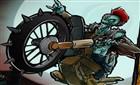 Motorcu Zombi