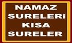 Namaz Sureleri