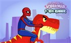 Örümcek Adamı T Rex