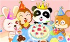 Panda Doğum Günü