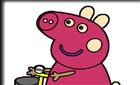 Peppa Pig Boyama