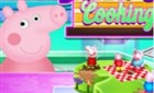 Peppa Pig Pasta Yapıyor