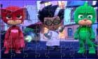 Pijamaskeliler Puzzle