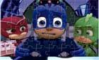 Pijamaskeliler Yapboz