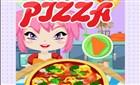 Pizzacı Kız