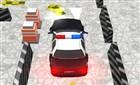 Polis Arabası Park Simülatörü