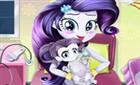 Pony Rarity Doğum Ameliyatı
