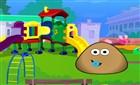 Bebek Pou Oyun Parkı