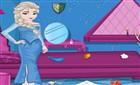 Prenses Elsa Ev Temizliği