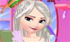 Prenses Elsa Saç Bakımı
