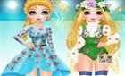 Prensesler Bahar Moda Şovu