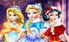 Prensesler Balo Elbiseleri