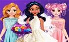 Prensesler Hollywood Düğünü