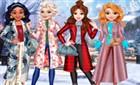 Prensesler Kış Modası