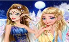 Prensesler Kış Perisi