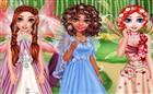 Prensesler Periler Ülkesinde