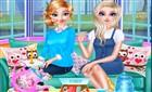 Prensesler Yılbaşı Çayı