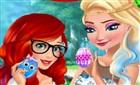Prensesler Yumurta Süslüyor