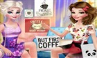 Prenseslerin Kahve Keyfi