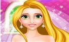 Rapunzel Evlilik Saç Dizaynı