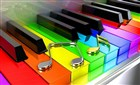 Rengarenk Piyano