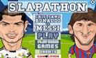Ronaldo Messi Dövüş