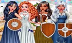 Savaşçı Prensesler