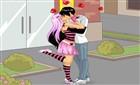 Sevgililer Günü Öpüşme