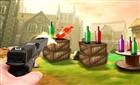 Silahla Şişe Vurma 3D