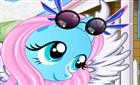 Tatlı Ponny Banyo Yaptırma
