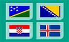 Ülke Bayrakları Bulmaca