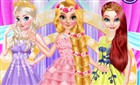 Uzun Saçlı Prensesler Balosu