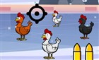 Yılbaşı Tavuk Vurma
