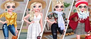 Elsa 4 Mevsim Modası